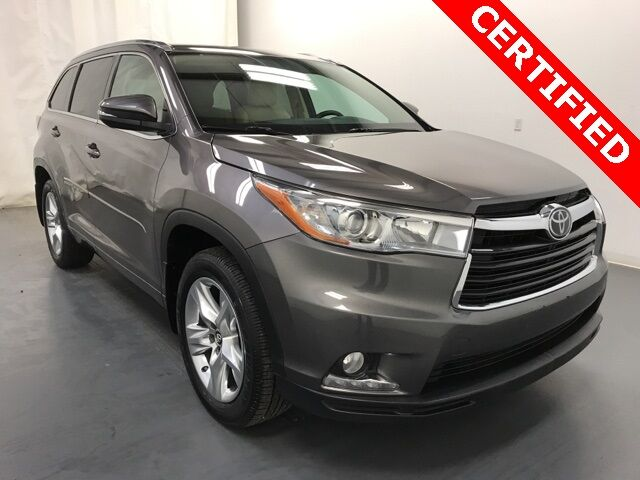 2016 Toyota Highlander Limited AWD w/ Safety Package Holland MI