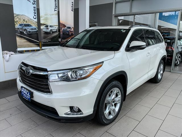 2016 Toyota Highlander Limited Brookfield WI
