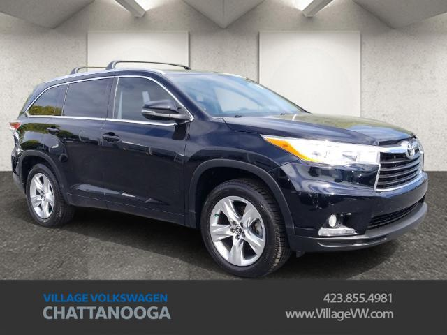 2016 Toyota Highlander Limited Chattanooga TN