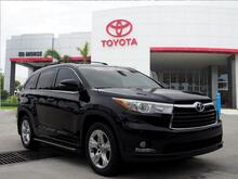 2016_Toyota_Highlander_Limited_ Delray Beach FL