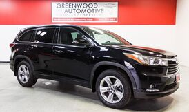 2016_Toyota_Highlander_Limited_ Greenwood Village CO
