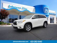 2016_Toyota_Highlander_Limited_ Johnson City TN