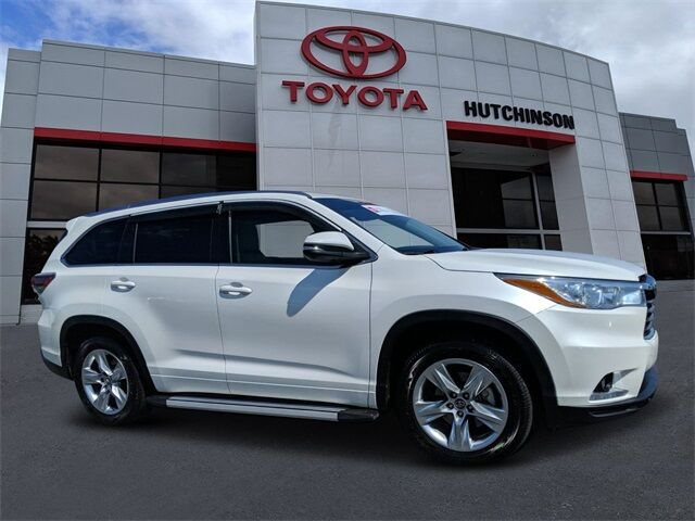 2016 Toyota Highlander Limited Macon GA