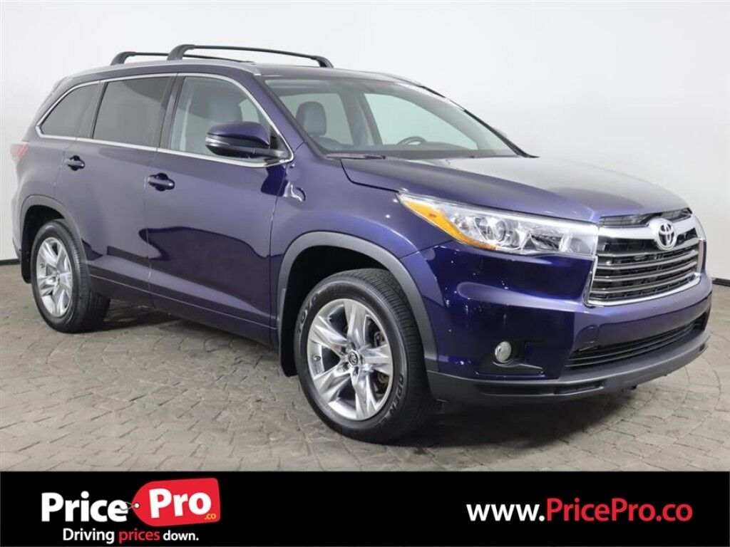 2016 Toyota Highlander Limited Maumee OH