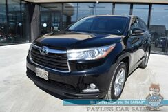 2016_Toyota_Highlander_Limited Platinum / AWD / Auto Start / Heated & Cooled Seats / Heated Steering Wheel / Navigation / Sunroof / JBL Speakers / Lane Departure & Blind Spot / Adaptive Cruise / 3rd Row / Seats 7 / Tow Pkg / 1-Owner_ Anchorage AK