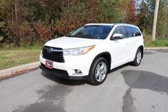2016_Toyota_Highlander_Limited Platinum_ Brewer ME