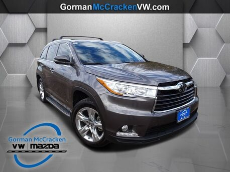 2016_Toyota_Highlander_Limited Platinum_ Longview TX