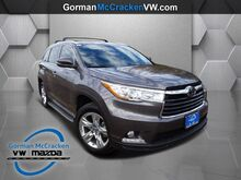 2016_Toyota_Highlander_Limited Platinum_ Paris TX