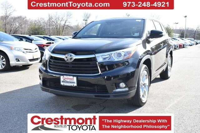 2016 Toyota Highlander Limited Platinum Pompton Plains NJ