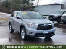 2016 Toyota Highlander Limited Platinum South Burlington VT