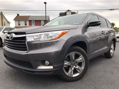 2016 Toyota Highlander Limited Platinum Whitehall PA