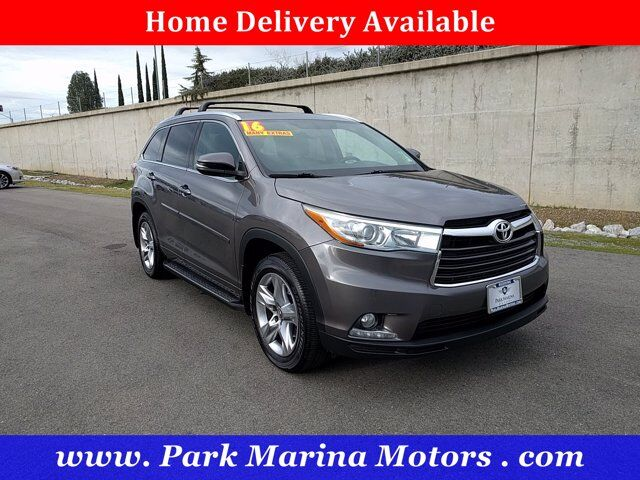 2016 Toyota Highlander Limited Redding CA