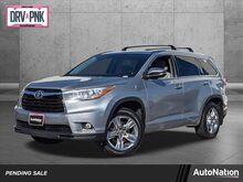 2016_Toyota_Highlander_Limited_ Roseville CA