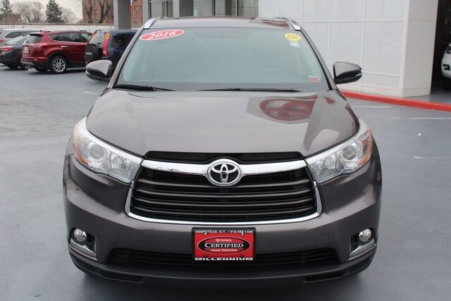 2016 Toyota Highlander Limited Seaford NY