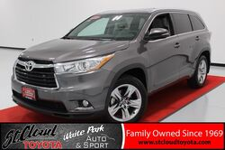 2016_Toyota_Highlander_Limited_ St. Cloud MN