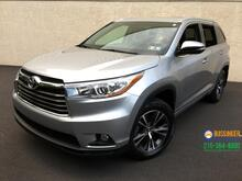 2016_Toyota_Highlander_XLE - All Wheel Drive w/ Navigation_ Feasterville PA