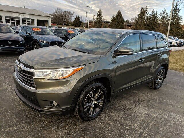 2016 Toyota Highlander XLE Bloomington IN