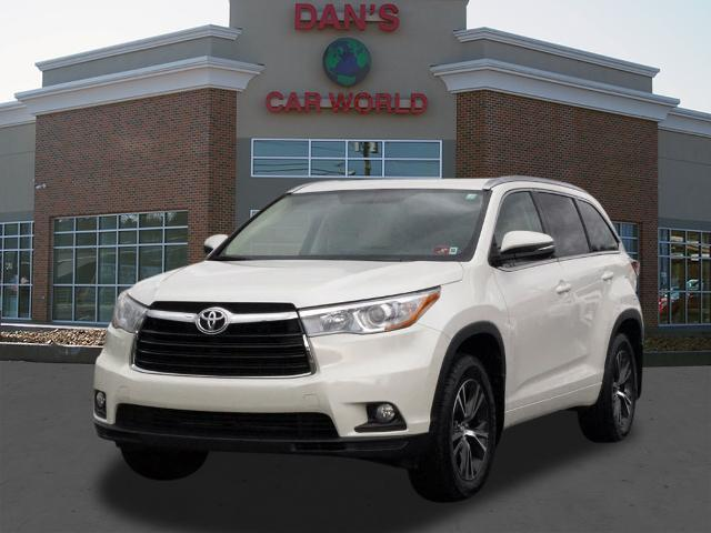 2016 Toyota Highlander XLE Bridgeport WV