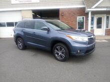 2016_Toyota_Highlander_XLE_ East Windsor CT