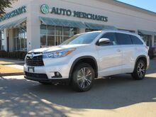 2016_Toyota_Highlander_XLE FWD V6 3.5L 6CYL AUTOMATIC, LEATHER/CLOTH SEATS, BACKUP CAMERA, POWER LIFTGATE, AX/USB INPUT, 3R_ Plano TX