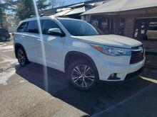 2016_Toyota_Highlander_XLE_ Georgetown KY