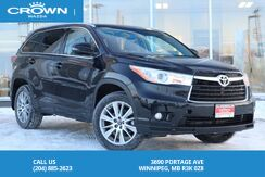 2016_Toyota_Highlander_XLE *LOCAL TRADE *IMMACULATE CONDITION_ Winnipeg MB
