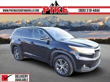 2016_Toyota_Highlander_XLE_ Pampa TX