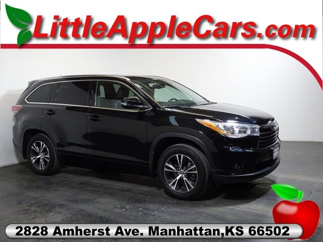 2016 Toyota Highlander XLE V6 Manhattan KS
