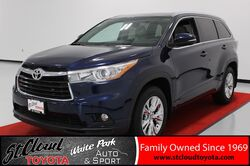 2016_Toyota_Highlander_XLE V6_ St. Cloud MN