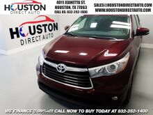2016_Toyota_Highlander_XLE V6_ Houston TX