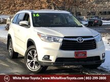 2016 Toyota Highlander XLE White River Junction VT