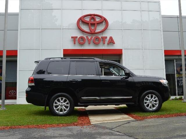 2016 Toyota Land Cruiser  Lexington MA