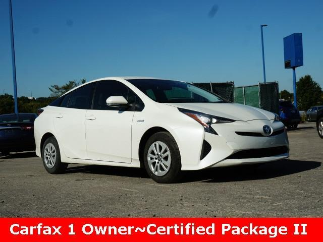 2016 Toyota Prius 5dr HB Two Cranberry Twp PA