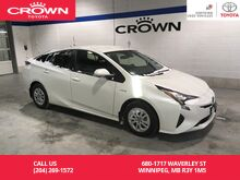 2016_Toyota_Prius_5dr HB Upgrade Pkg / Clean Carproof / Local / One Owner / Great Condition / Best Value In Town_ Winnipeg MB