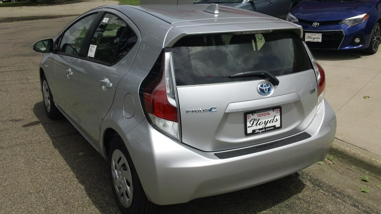 2016 Toyota Prius C Two Jamestown ND