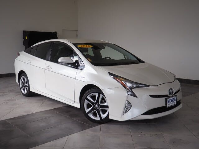 2016 Toyota Prius Four Epping NH