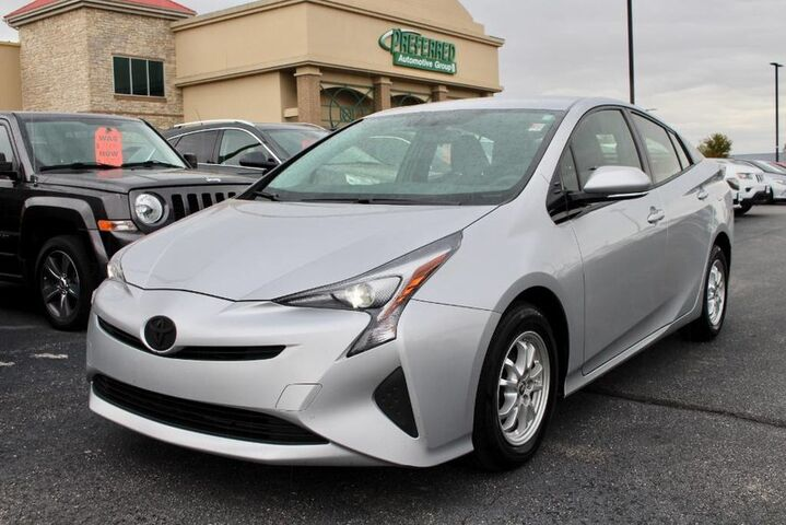 2016 Toyota Prius Four Fort Wayne Auburn and Kendallville IN