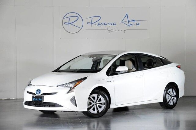 2016 Toyota Prius Four Touring Pkg Blind Spot Monitor Navigation BackUp Cam The Colony TX