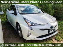 2016 Toyota Prius Four Touring South Burlington VT