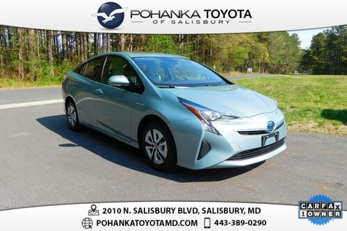 2016_Toyota_Prius_Three CERTIFIED_ Salisbury MD