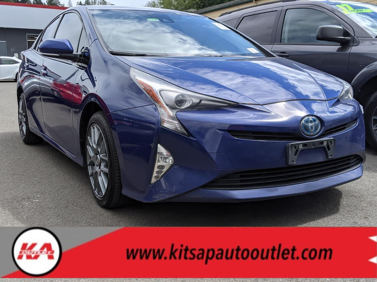2016 Toyota Prius Three Hatchback 4D Port Orchard WA