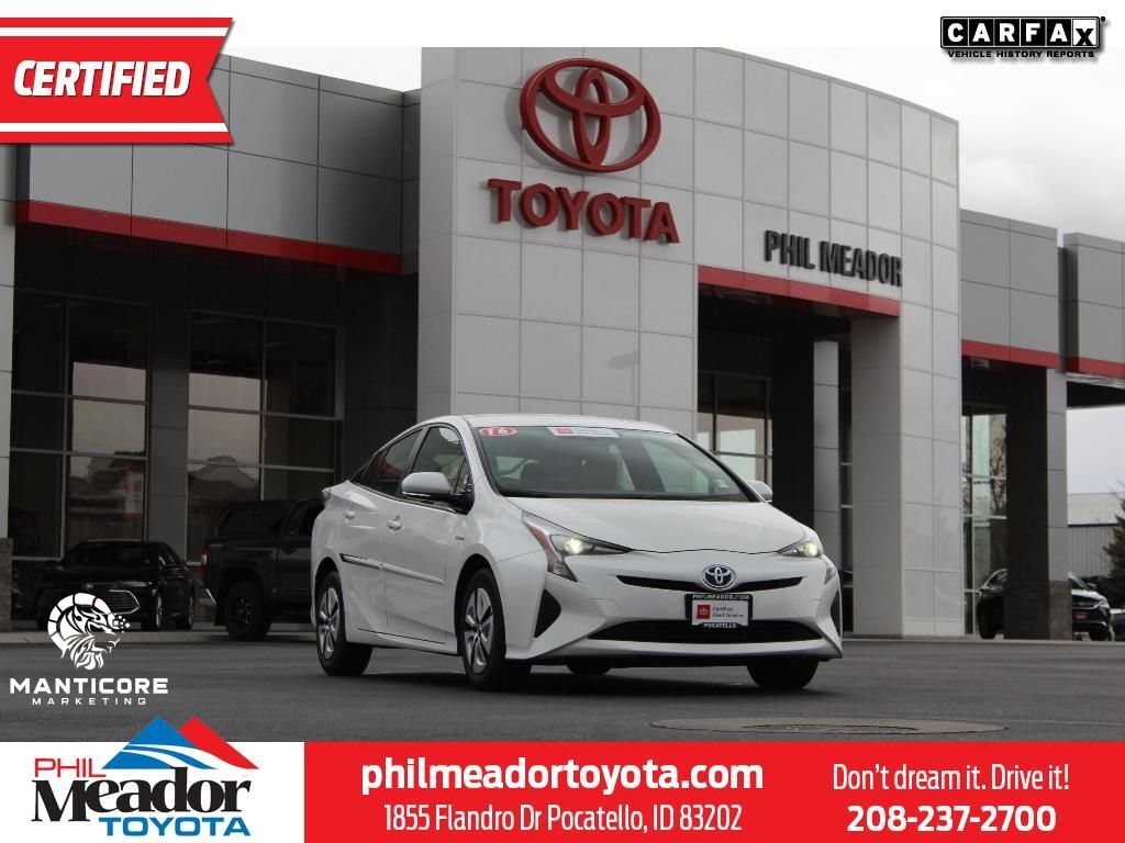 2016 Toyota Prius Three Pocatello ID