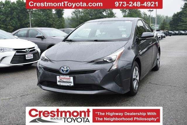 2016 Toyota Prius Three Pompton Plains NJ
