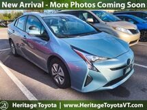 2016 Toyota Prius Three South Burlington VT