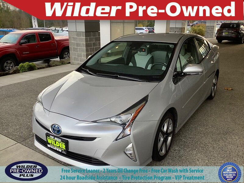 2016 Toyota Prius Three Touring Port Angeles WA