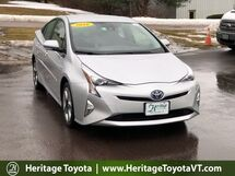 2016 Toyota Prius Three Touring South Burlington VT