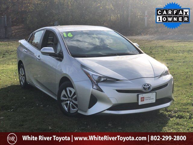 2016 Toyota Prius Three White River Junction VT