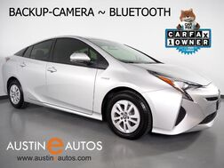 2016_Toyota_Prius Two_*BACKUP-CAMERA, TOUCH SCREEN, STEERING WHEEL CONTROLS, KEYLESS PUSH BUTTON START/STOP, BLUETOOTH PHONE & AUDIO_ Round Rock TX