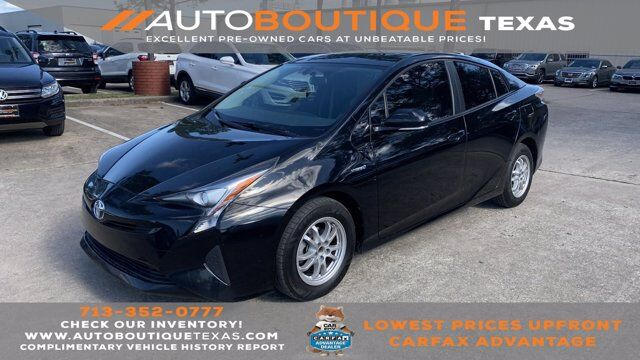 2016 Toyota Prius Two Eco Houston TX