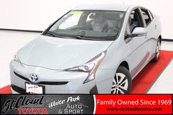 2016_Toyota_Prius_Two Eco_ St. Cloud MN